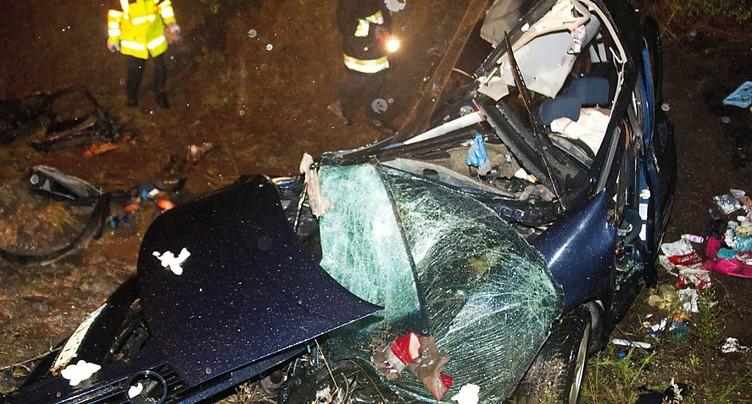 Au moins 13 morts, 20 blessés dans un accident de bus