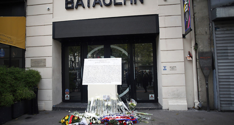 Commémorations des attentats du 13 novembre 2015 sur fond de menace