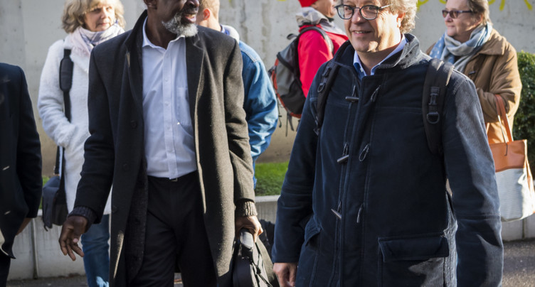 Les municipaux veveysans Michel Agnant et Jérôme Christen condamnés