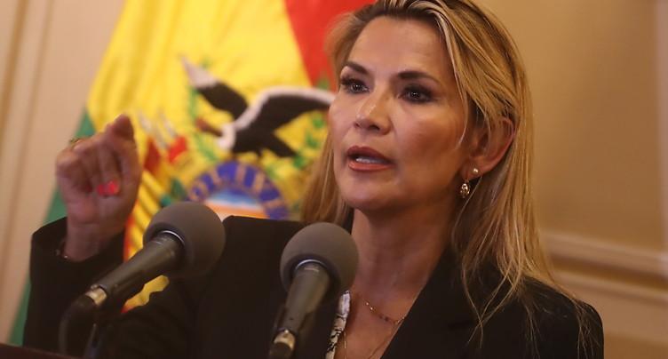 Añez présidente par intérim, Morales dénonce un « coup d'Etat »