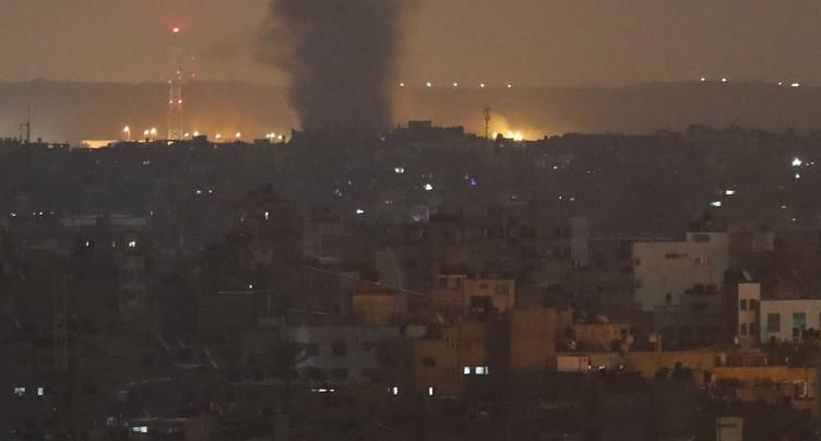 Six membres d'une famille tués dans une frappe israélienne sur Gaza