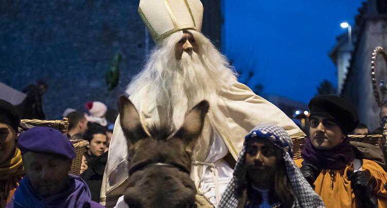 Bientôt la Saint-Nicolas, la manifestation-phare de Fribourg