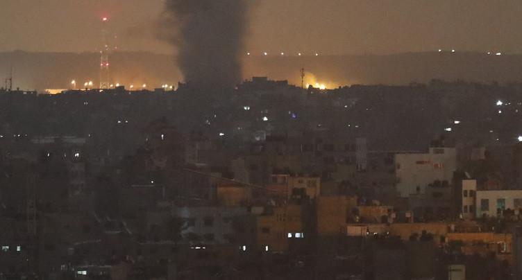 Nouvelles frappes israéliennes contre le Djihad islamique à Gaza