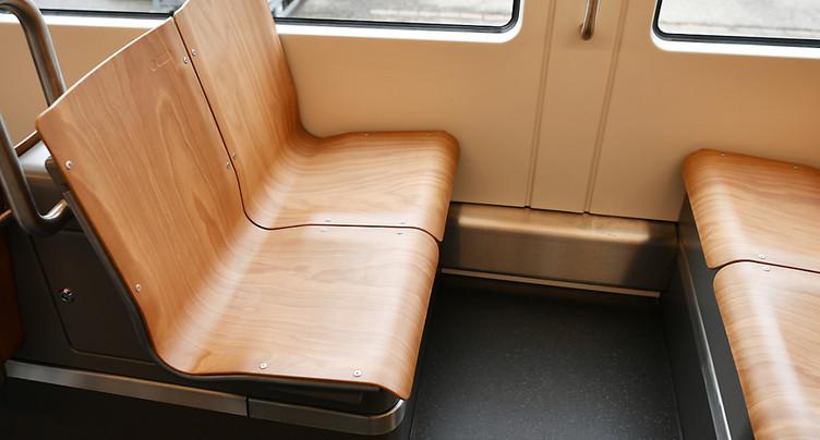 Zurich a reçu le premier exemplaire de son tram « retardataire »