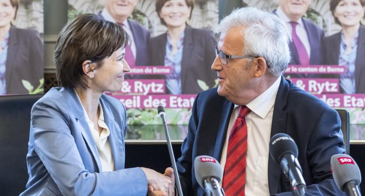 Six cantons élisent leurs représentants aux Etats ce dimanche