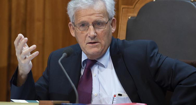 Hans Stöckli et le candidat UDC élus - Echec de Regula Rytz