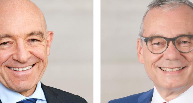 Le sénateur zurichois sortant Ruedi Noser (PLR) serait réélu