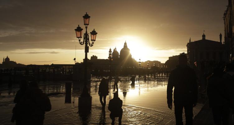 Léger répit pour Venise sous les eaux, Florence et Pise en alerte