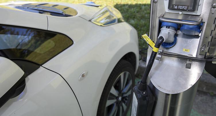 Le Valais veut promouvoir les véhicules électriques