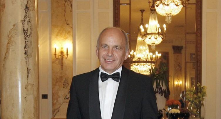 Ueli Maurer se rend en Russie pour rencontrer Vladimir Poutine