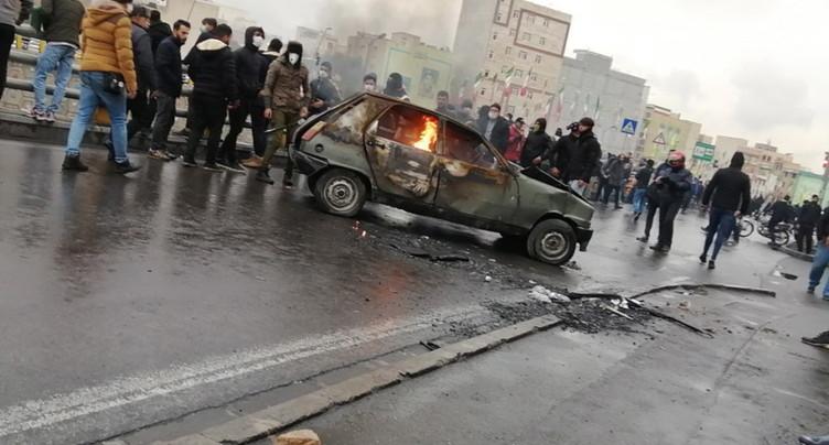 Plus de 100 manifestants pourraient avoir été tués vendredi en Iran