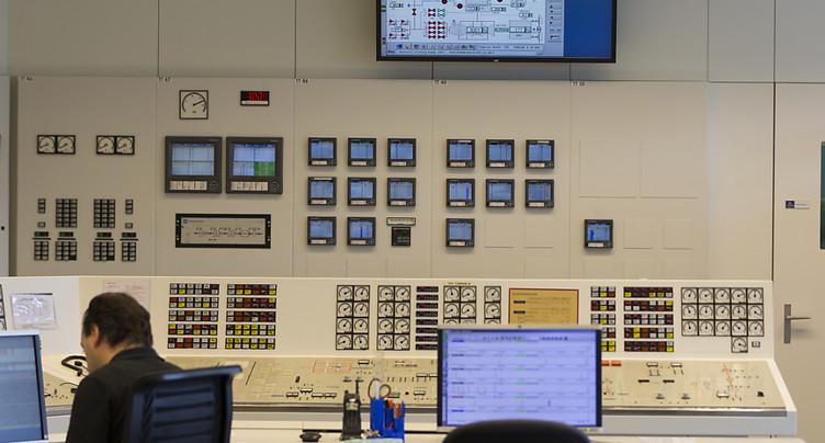 La centrale nucléaire de Mühleberg (BE) sera arrêtée dans un mois