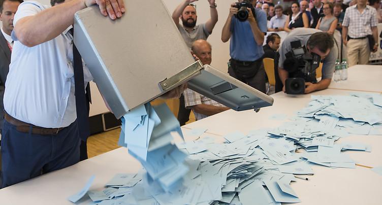 Le canton de Berne demande un accès continu au registre électoral