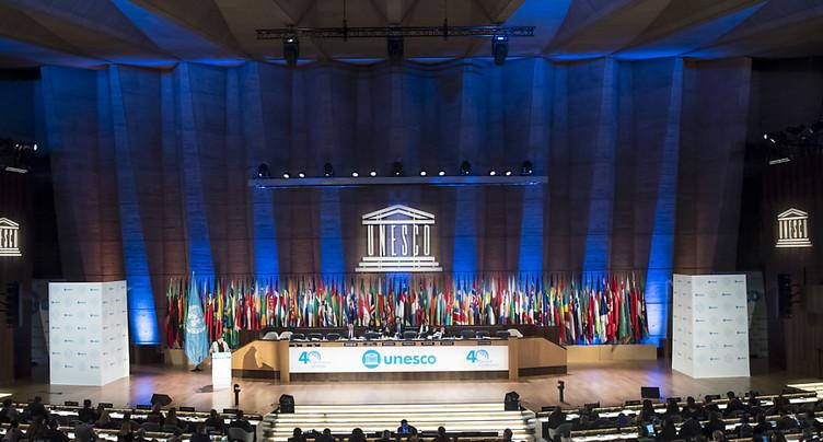 La Suisse retrouve son siège dans l'organe directeur de l'UNESCO