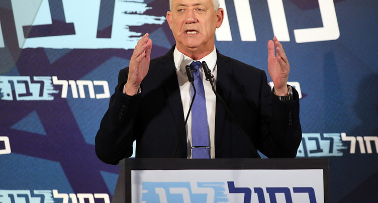 Avigdor Lieberman refuse de choisir entre Netanyahu et Gantz