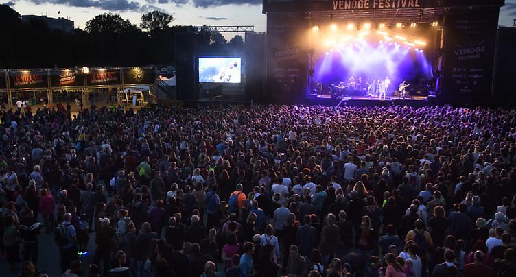 Venoge Festival: encore à Penthalaz en 2020, puis à Cossonay