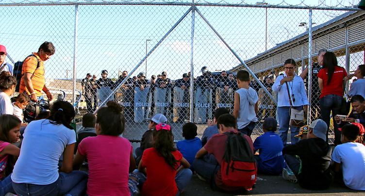 Un expert rectifie les chiffres sur l'immigration aux Etats-Unis et s'excuse