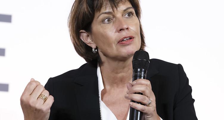 Stadler: Doris Leuthard doit rejoindre le conseil d'administration