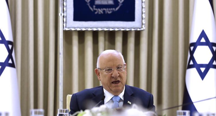 Première en Israël, les députés cherchent un Premier ministre