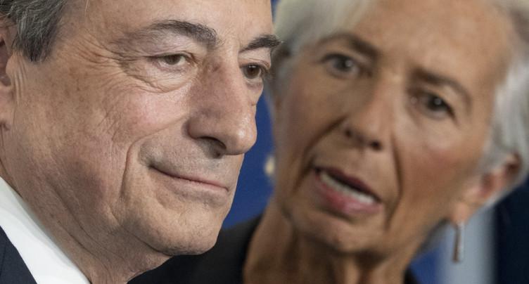 Divisée en septembre, la BCE a recherché l'« unité » en octobre
