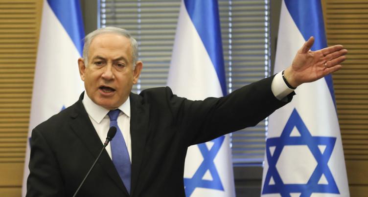 Netanyahu mis en examen pour corruption, fraude, abus de confiance