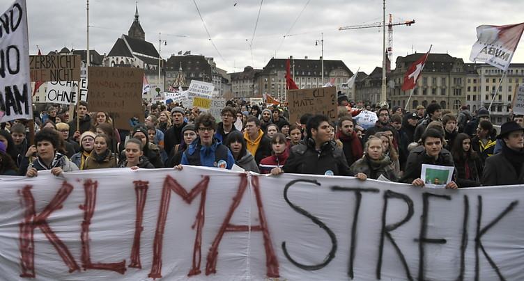 La Grève pour le climat lance un plan d'action national