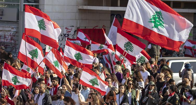 Les Libanais dans la rue dans l'espoir d'une nouvelle « indépendance »