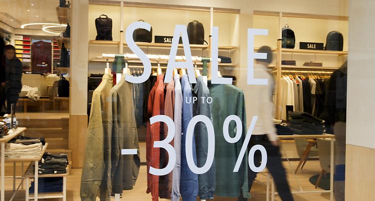 Les détaillants tessinois optimistes pour la période des Fêtes