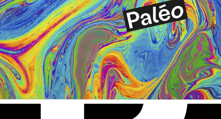 Paléo dévoile une affiche 2020 à double face