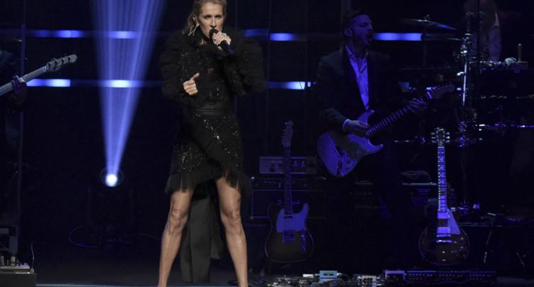 Les 30'000 billets pour Céline Dion vendus en 22 minutes