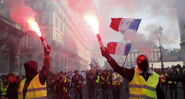 245 manifestations prévues jeudi en France
