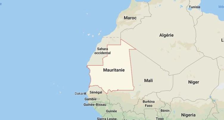 Une embarcation sombre au large de la Mauritanie, au moins 58 morts