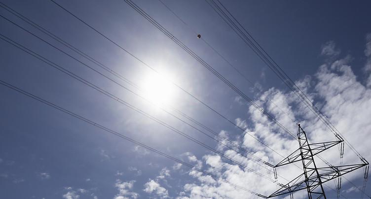 Sans accord avec l'UE, l'électricité pourrait coûter plus cher