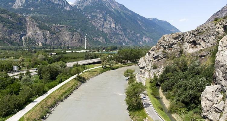Le Parlement libère un milliard pour la correction du Rhône
