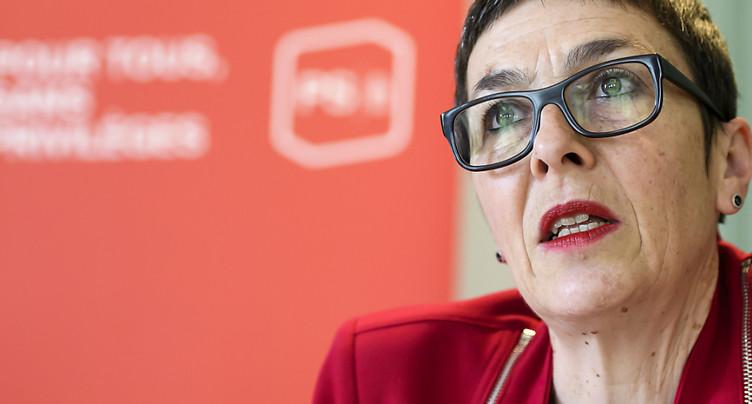 Barbara Gysi n'est pas candidate à la présidence du PS
