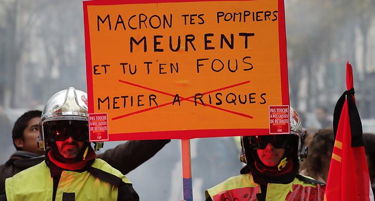 Nouvelle journée de grève des transports en France