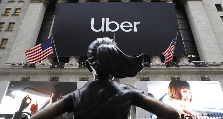 Près de 6000 agressions sexuelles signalées à Uber aux Etats-Unis