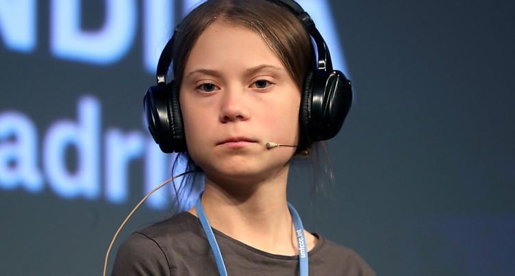 COP25 « Nous ne pouvons pas attendre plus longtemps », dit Thunberg