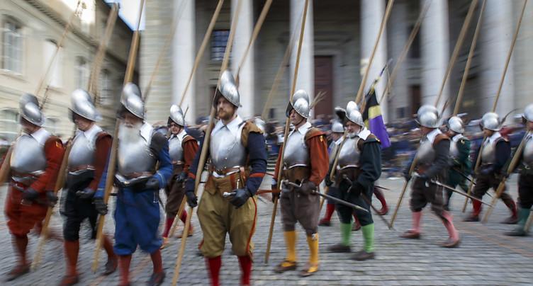Les Genevois ont célébré leur victoire de 1602 sur les Savoyards