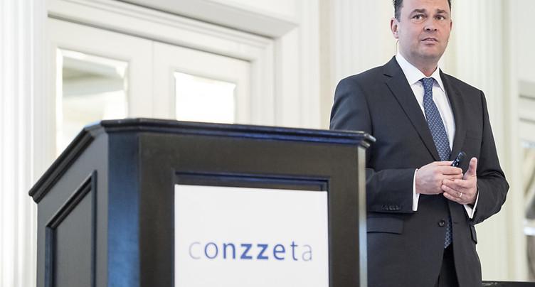Conzzeta veut vendre toutes ses activités sauf Bystronic