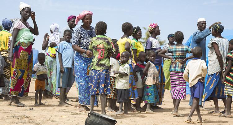 Insécurité: doublement des personnes en besoin d'aide alimentaire
