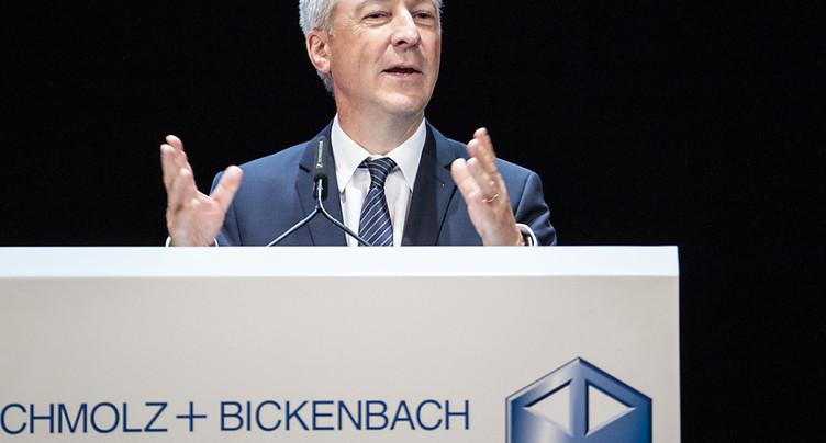 Schmolz+Bickenbach obtient gain de cause auprès de la Finma