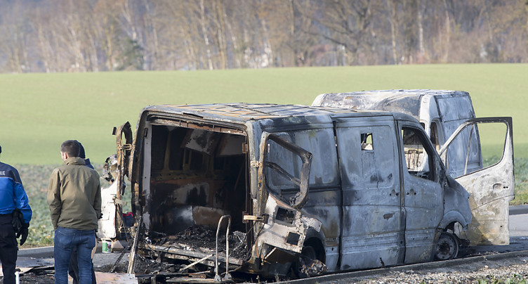 Daillens: La Poste suspend ses transports de fonds
