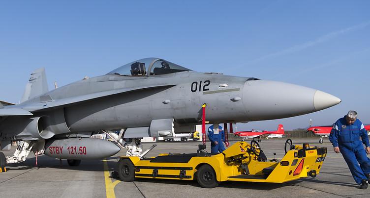 L'achat de nouveaux avions soutenu par le National