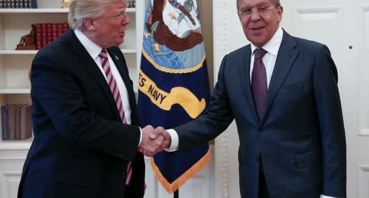 Trump rencontrera mardi le chef de la diplomatie russe Lavrov