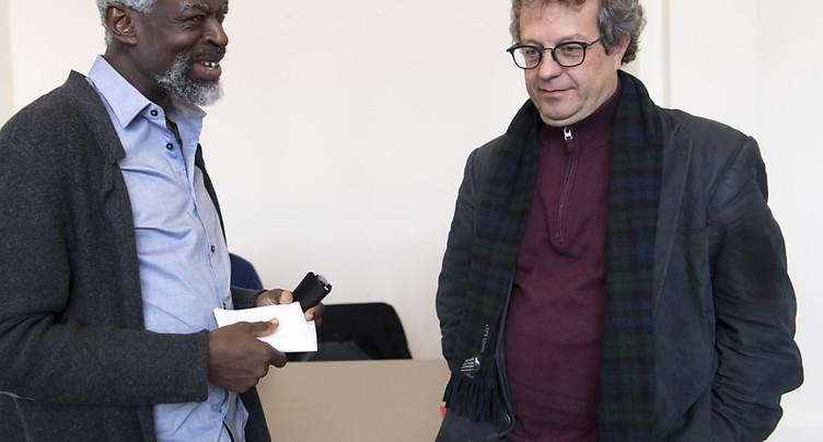 Michel Agnant et Jérôme Christen renoncent à faire appel à Vevey