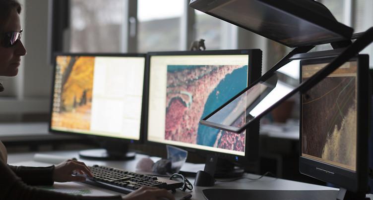 Près de neuf personnes sur dix utilisent un ordinateur au travail