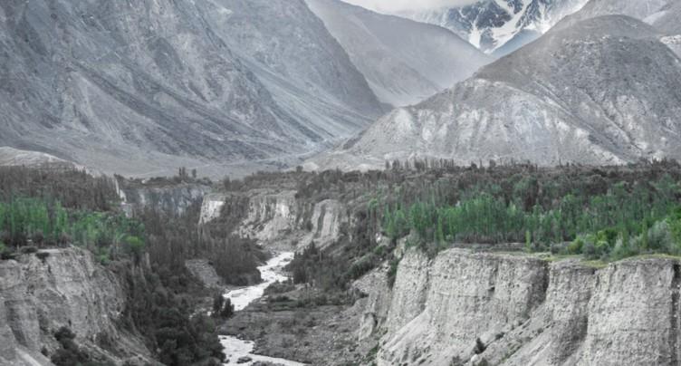 Les « châteaux d'eau de montagne » de la planète menacés