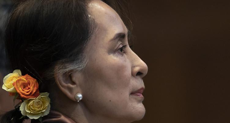 Aung San Suu Kyi appelée à « cesser le génocide rohingya »