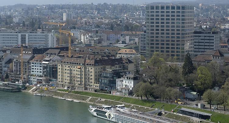 Le biocentre de l'Université de Bâle coûtera plus cher que prévu